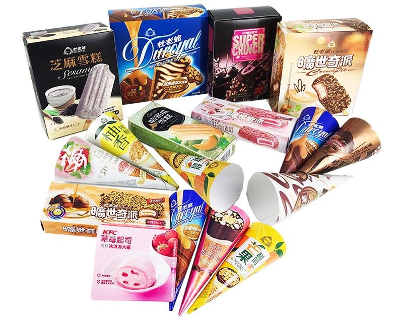 冷藏冷凍食品包裝-伸長彩色印刷